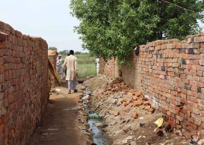 ziegeleidorf-straße-pakistan