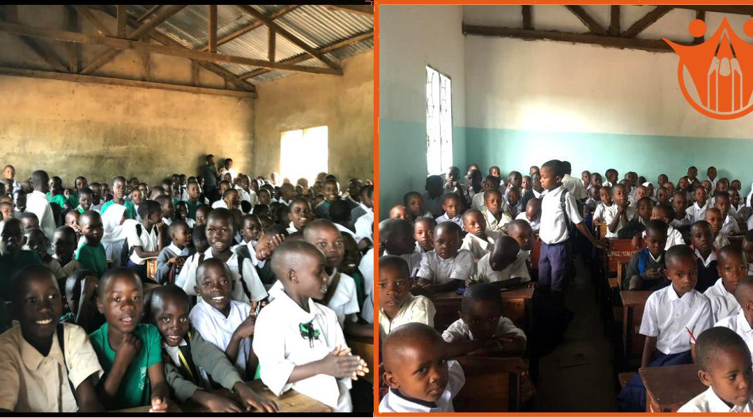 Erste Schritte für eine bessere Bildung in Tansania