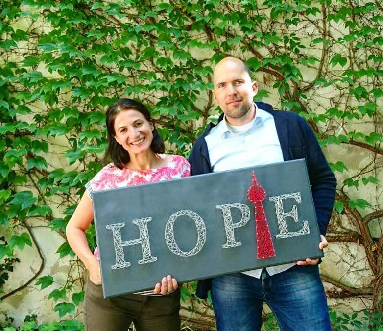 Hope Apartments – unser neuer Partner