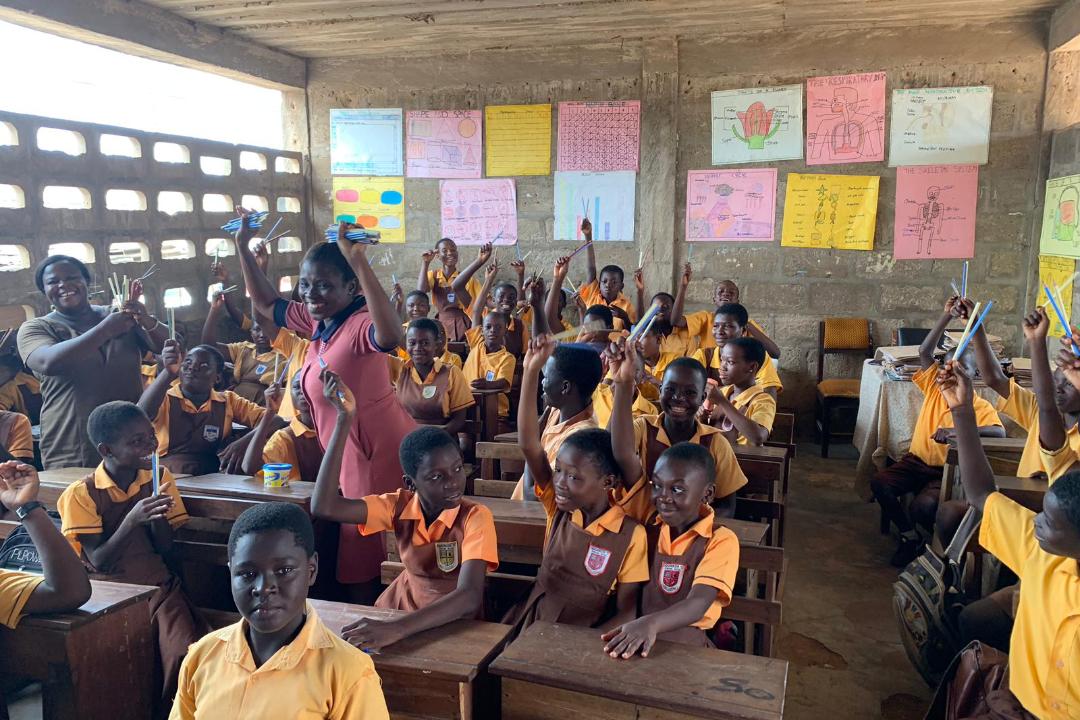 Public School Accra Gana