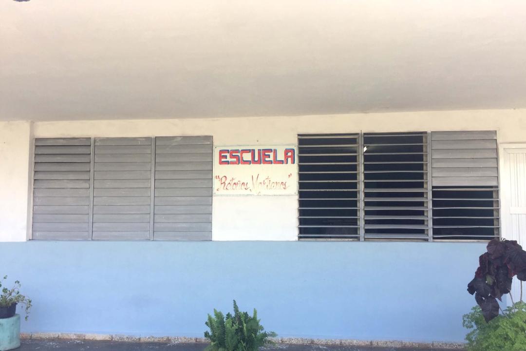 Retorios-Martianos-Schule-Kuba