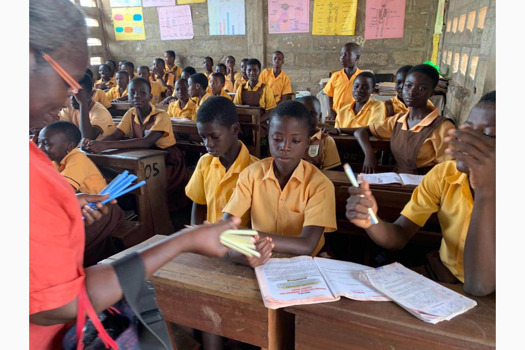 Verteilung_Bleistifte_Ghana