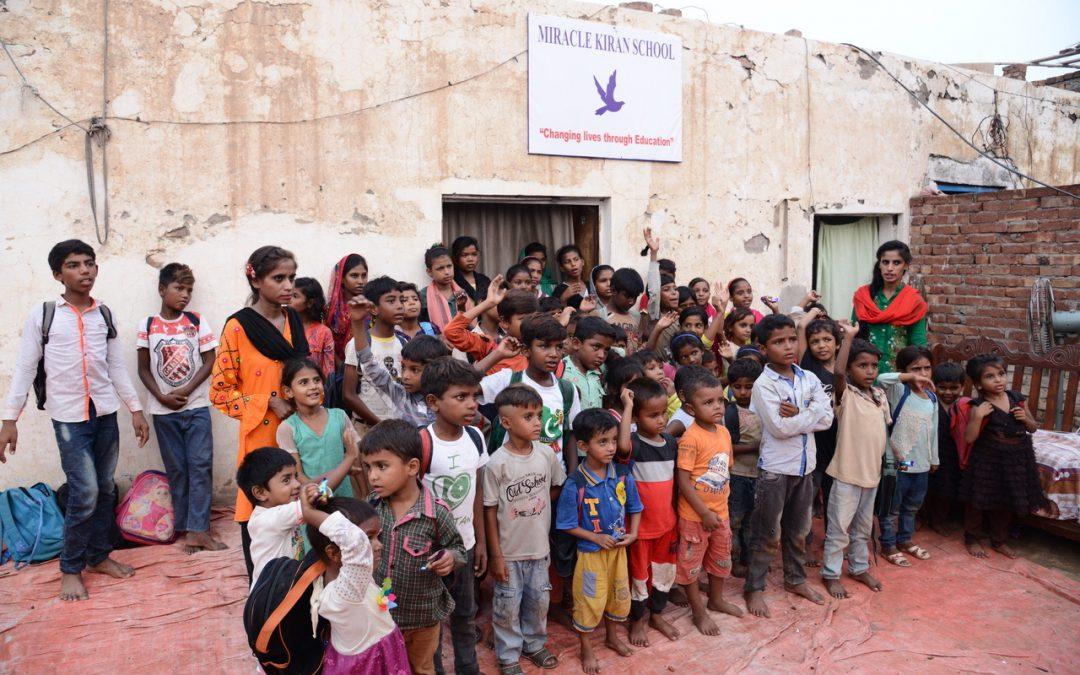 Miracle Kiran School eröffnet