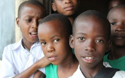 Strom für Schule in Tansania