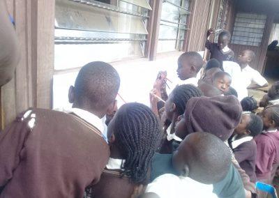 Kibera Slum, Unterricht