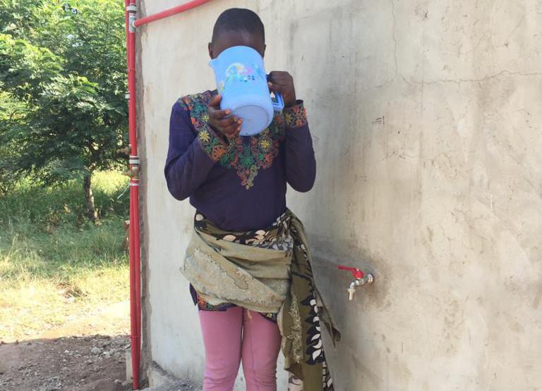 Meilensteine für die Igoma C Primary School in Tansania