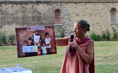 Rotary Club Potsdam – Alter Markt spendet für die Corona Nothilfe in Pakistan