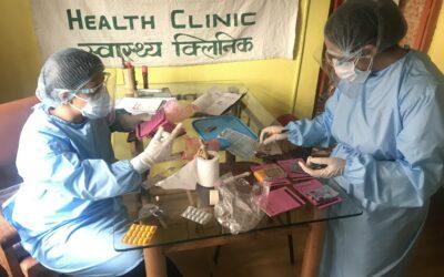 Corona-Nothilfen für Nepal
